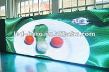 2012 Chinese innovative products new transparent P6 led panel