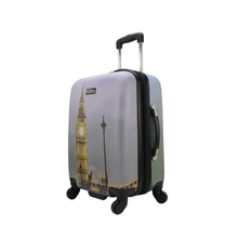 Fashion Man and Lady Bussiness and Leisure Vintage Universal Wheel luggage bag luggage sets travel luggage