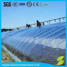 China product plastic-film greenhouse for flower