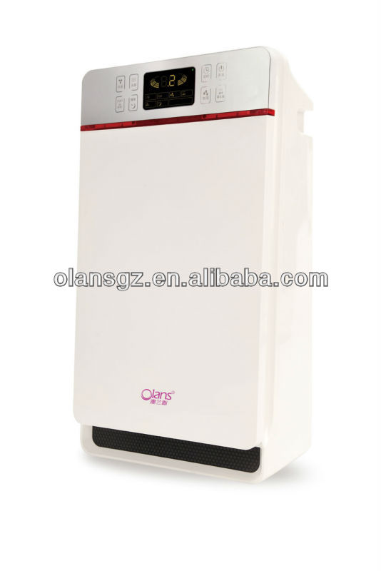Air Purifier Domestic Household Commercial Ionic Ozone Machine 2012 Smoke Mold Remover