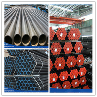 Erw carbon steel round pipe and tubes buy direct from china manufacturer