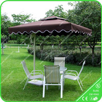 cheap and strong garden folding umbrella