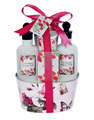 Carnation extract perfumed bath and body works products body wash gift for mother