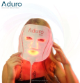 Aduro anti-aging facial mask LED face mask.