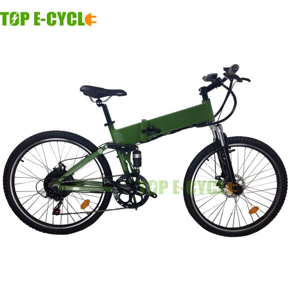 TOP E-cycle best hummer electric folding bicycle for sale