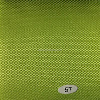 CMT polyester oxford fabric 210D fish scale jacquard with PVC/PU coated