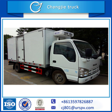 New product alibaba china 5 ton frozen meat truck refrigerated truck