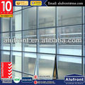 Curtain Wall / Aluminum Visible System Curtain Wall