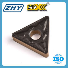 ZHY TNMG Rough/ Finishing Cemented Solid Carbide Insert For Stainless steel