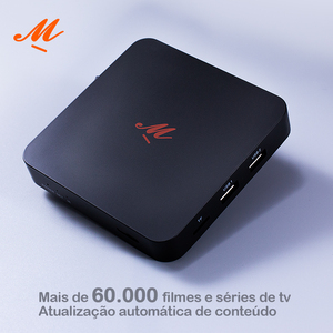 MFC BOX OTT / IPTV Android Box VOD movies My Family Cinema (VOD Languages: Spanish Portuguese English)