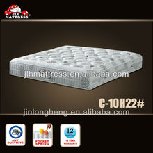 Good foam mattress topper used bedroom furniture sets from mattress manufacturer C-10H22#