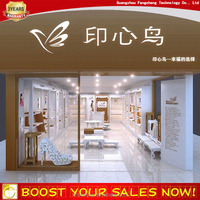 Ladies Shop Decoration Shop Kiosk Design Garments Shop