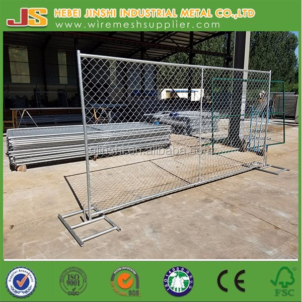 American market 6'*10' Temporary fence