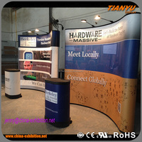 trade show Advertising pop up display