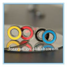 supply black/yellow/blue/red colors rubber seals 8x16x5mm 688 2rs bearing