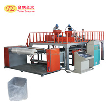 TL New design 1000 mm Two Layer Air Bubble Film bag making Machine
