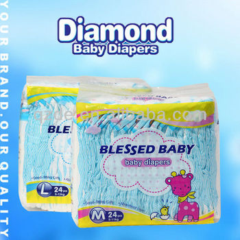 Quality Ultra Dry Disposable Baby Nappy