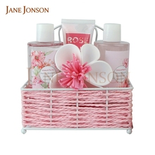 High end hand lotion princess bubble bath gift set for woman