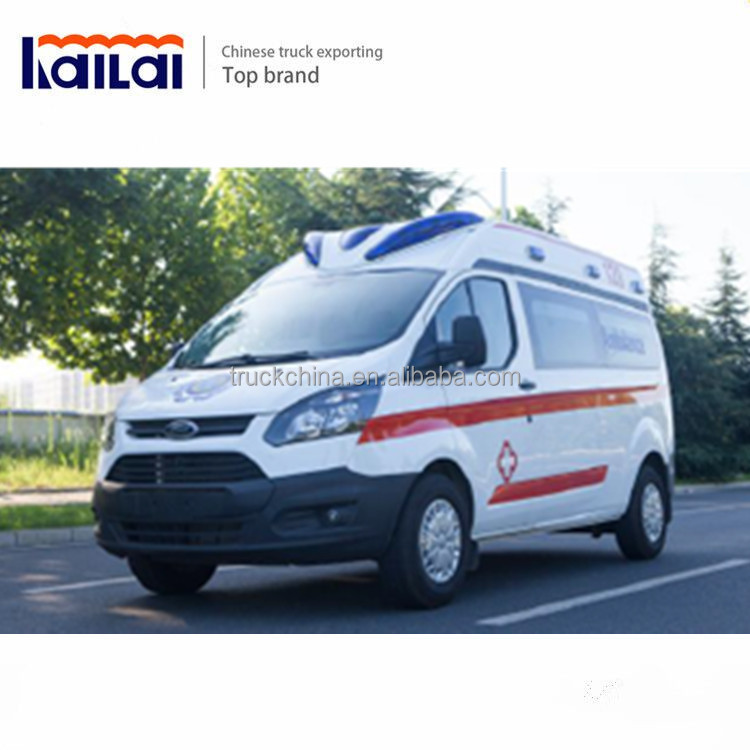 Foton Best Quality 6 seats New Ambulance Emergency Vehicle for sale