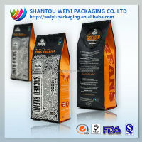 Custom Printing Aluminum Foil Coffee Bag