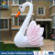 New product nice design inflatable goose, inflatable swan for advertising