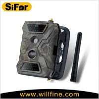 12 MP 1080P 940nm invisible IR wireless gsm mms gprs digital game hunting camera