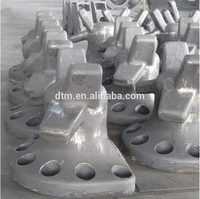 marine bollards, staghorn ship bollard