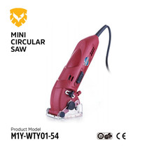 Multi-blade cutting wood plastic metal tile electric small circular <strong>saw</strong>