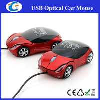 wired car shaped mice mini cute computer mouse