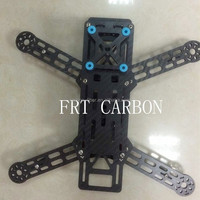Customize Mini 250 FPV Quadcopter Frame made from carbon Factory