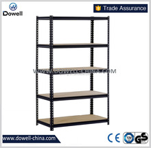 5 Tier adjustable heavy duty shelving,boltless shelving,garage shelving