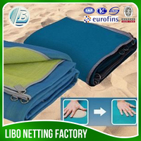 virgin HDPE sand free mat made in China
