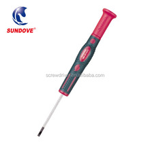 Flat Precision Promotional Oval Bit Screwdriver Handle Material