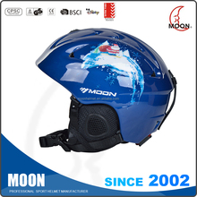 Best quality helmets for sale online, blue ski helmet