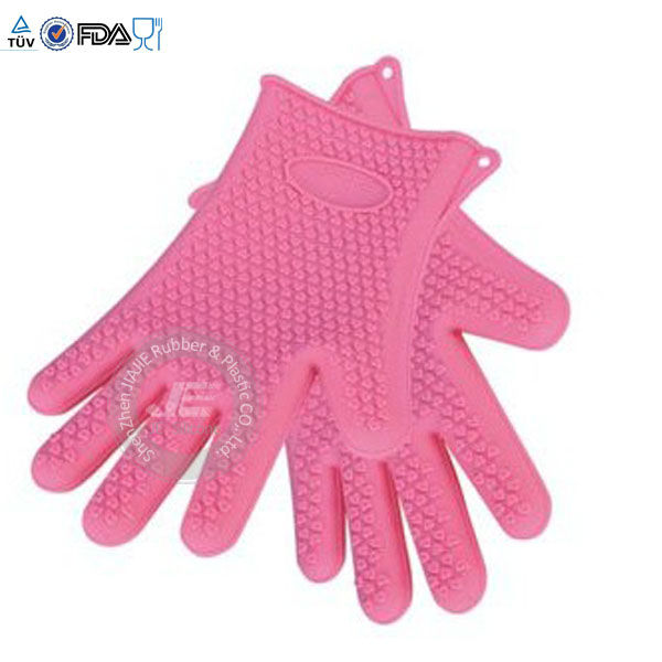 silicone gloves long ,silicone gloves printing ,silicone grip gloves