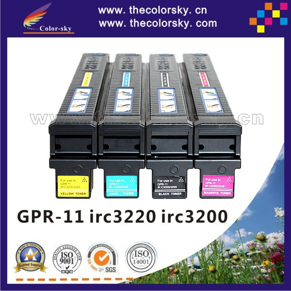 (TCC-3200) toner laserjet printer laser cartridge for canon irc3200 irc3220 irc 3200 3220 irc-3200 irc-3220 GPR-11 GPR11 GPR 11