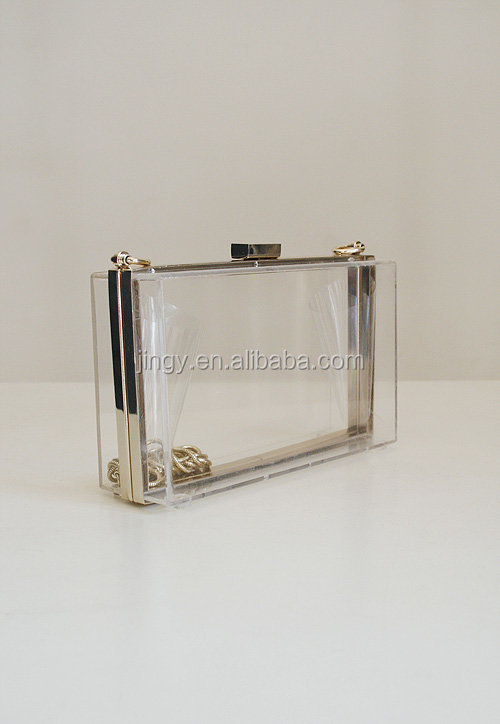 Hight Quality and Transparent Acrylic Handbag