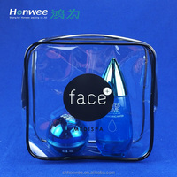 Cosmetic Sets Packing Promotional Clear PVC Bag