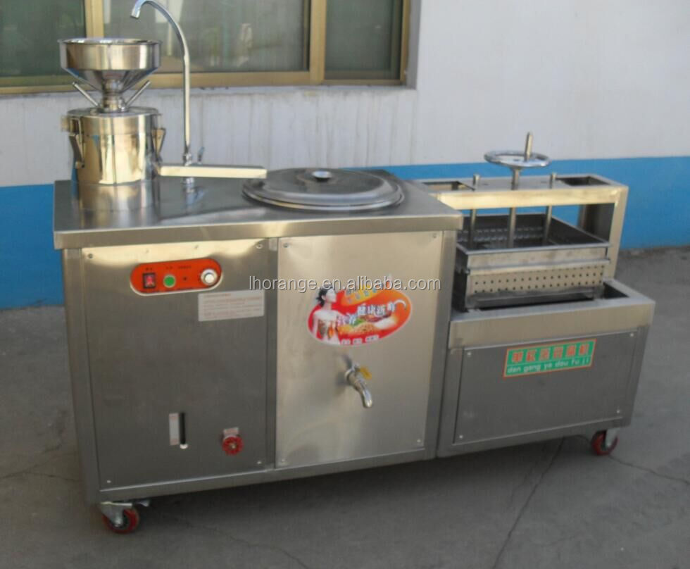 Stainless steel commercial tofu machine