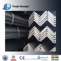 steel structure building high yielding high tensile steel angle iron