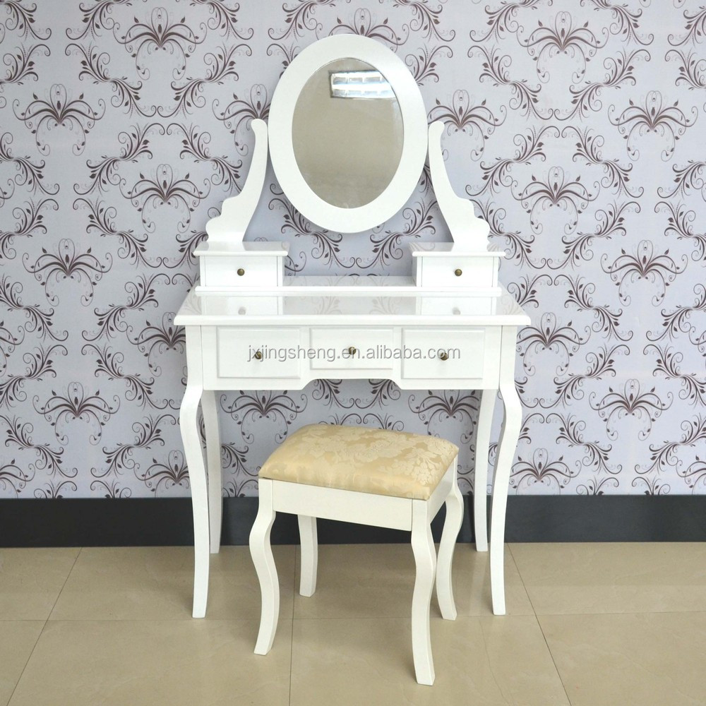 Antique dressing table hot sale dressing table makeup desk for Beauty table for sale