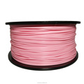 Dimensional Accuracy +/-0.02mm 2.2 LBS 1KG Spool ABS Baby Pink 1.75 mm 3D Filament for Most 3D Printer 3D Printing Pen