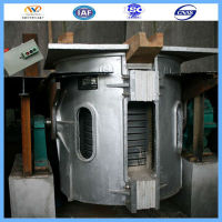 Low Transformation Cost induction metals melting furnace/oven/machine