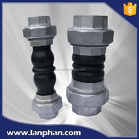 DN1'' Female or Male Union Type Rubber Expansion Joint