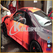 Manufacturer Color Changing by Temperture Thermochromic Pigment for Car Paint