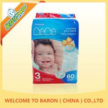 High quality useful well super absorbent oem disposable baby diaper soft love