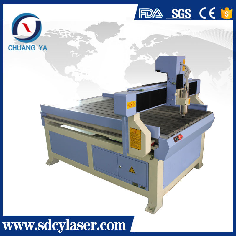 China price cnc router machine/sculpture wood cnc cutting equipment carving machine