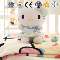 Lovely soft popular useful hello kitty bedding set wholesale