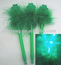shamrock flashing pen