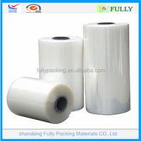 polyolefin shrink film ,pof shrink film,polyolefin film BRC approved for export